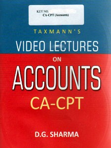 VIDEO LECTURES ON ACCOUNTS CA-CPT