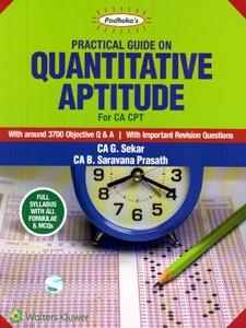 PRACTICAL GUIDE ON QUANTITUTIVE APTITUDE FOR CA-CPT
