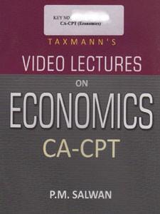 VIDEO LECTURES ON ECONOMICS CA-CPT