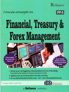 CONCISE CONCEPTS ON FINANCIAL TREASURY AND FOREX MANAGEMENT (PP-5)