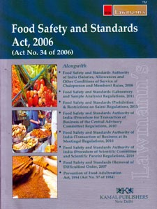 FOOD SAFERT  AND STANDARDAS ACT