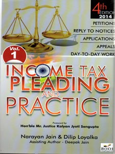 INCOME TAX PLEADING AND PRACTICE