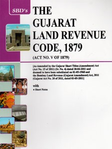 GUJARAT LAND REVENUE CODE 1879