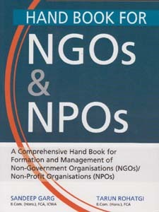 HAND BOOK FOR NGOs & NPOs