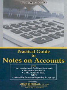 PRACTICAL GUIDE TO NOTES ON ACCOUNTS