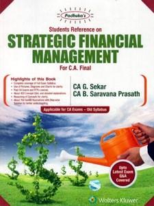 STUDENTS' REFERENCER ON STRATEGIC FINANCIAL MANAGEMENT