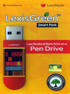SMART PACK PAN DRIVE (Law Books & Bare Acts