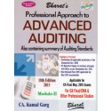 PROFESSIONAL APPROACH TO ADVANCED AUDITING (FOR CA FINAL)