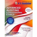 ADVANCED AUDITING & PROFESSIONAL ETHICS (CA FINAL)