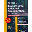 FIRST LESSONS IN BUSINESS LAWS ETHICS AND COMMUNICATION