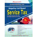 COMMENTARY ON NEGATIVE LIST BASED SERVICE TAX