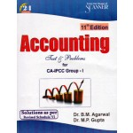ACCOUNTING TEXT AND PROBLEMS (IPCC) Gr.-I