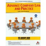 ADVANCED COMPANY LAW AND PRACTICE with Chart Analysis