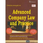 CONCISE CONCEPTS ON ADVANCED COMPANY LAW AND PRACTICE (PP-1)