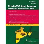 ALL INDIA VAT READY RECKONER WITH ENTRY TAX, PROFESSIONAL TAX & CST