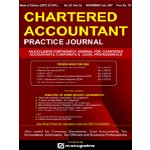 CHARTERED ACCOUNTANT PRACTICE JOURNAL (CAPJ)