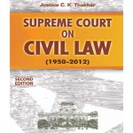 SUPREME COURT ON CIVIL LAW (1950-2012)