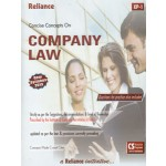 CONCISE CONCEPTS ON COMPANY LAW (CS EP NEW SYLLABUS)