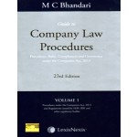 GUIDE TO COMPANY LAW PROCEDURE