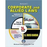 CORPORATE & ALLIED LAWS  (CA FINAL)