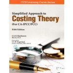 SIMPLIFIED APPROACH TO COSTING THEORY (CA IPCC)