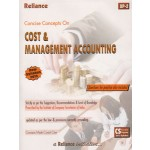 CONCISE CONCEPTS ON COST & MANAGEMENT ACCOUNTING (XP NEW SYLLABUS)