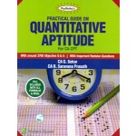 PRACTICAL GUIDE ON QUANTITUTIVE APTITUDE FOR CA-CPT