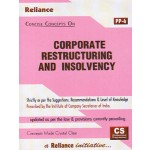 CONCISE CONCEPTS ON CORPORATE RESTRUCTURING AND INSOLVENCY (EP-4)