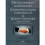 DEVELOPMENT AGREEMENT CONSTRUCTION CONTRACTS & JOINT VENTURE (REAL ESTATE)