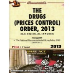 DRUGS (PRICES CONTROL) ORDER, 2013 (DPCO)