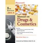 MANUAL ON DRUGS & COSMETICS