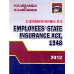 COMMENTARIES ON EMPLOYEES' STATE INSURANCE ACT, 1948