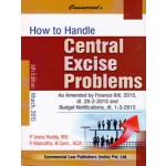 HOW TO HANDLE CENTRAL EXCISE PROBLEMS