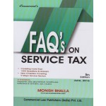 FAQ's ON NEGATIVE LIST BASED SERVICE TAX