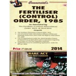 FERTILISER (CONTROL) ORDER, 1985