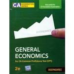 GENERAL ECONOMICS (FOR CPT)