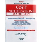 GST NOTIFICATIONS MADE EASY