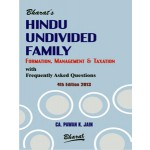 HINDU UNDIVIDED FAMILY (HUF) FORMATION, MANAGEMENT & TAXATION