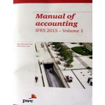 MANUAL OF ACCOUNTING IFRS 2015