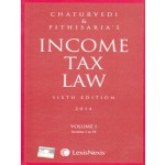 INCOME TAX LAW (In 10-Volumes)