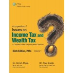 A COMPENDIUM OF ISSUES ON INCOME TAX AND WEALTH TAX