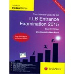 THE ULTIMATE GUIDE TO THE  LLB ENTRANCE EXAMINATION (CLAT)