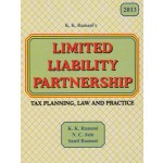 LIMITED LIABILITY PARTNERSHIP (LLP) TAX PLANNING, LAW AND PRACTICE