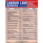 LABOUR LAW REPORTER  (LLR)