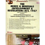 MINES & MINERALS (DEVELOPMENT & REGULATION) ACT, 1957
