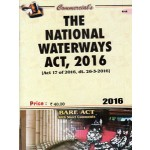 THE NATIONAL WATERWAYS ACT, 2016