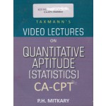 VIDEO LECTURES ON QUANTITATIVE APTITUTIDE CA-CPT