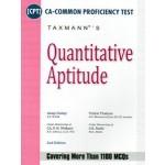 QUANTITATIVE APTITUDE (CA-CPT)