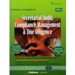 CONCISE CONCEPTS ON SECRETARIAL AUDIT COMPLIANCE MANAGEMENT & DUE DILIGENCE (PP-2)
