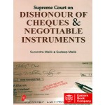 SUPREME COURT ON DISHONOUR OF CHEQUE & NEGOTIABLE INSTRUMENTS